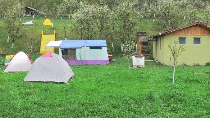Camping Transylvania Velo Camp Ampoița