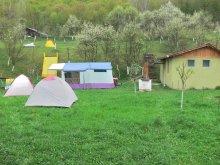 Kemping Felsödetrehem (Tritenii de Sus), Transylvania Velo Camp Kemping