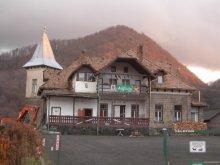 Casă de oaspeți Bichigiu, Casa de oaspeți Auguszta- Istenszéke Vadászkastély