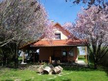 Casă de vacanță Mezőszemere, Casa de vacanță Kamilla