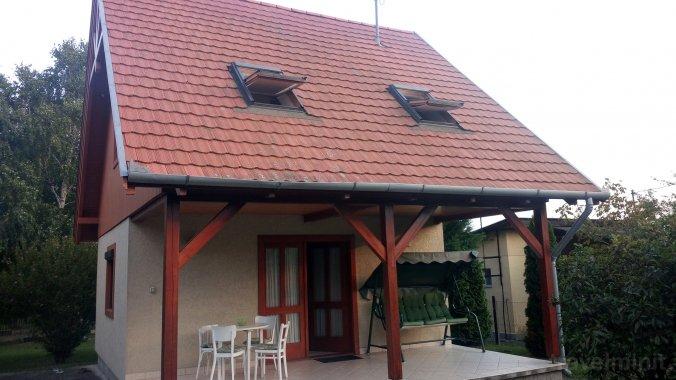Casa de oaspeți Kemencés Balatonfenyves