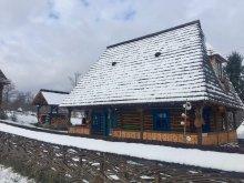 Vilă Călinești-Oaș, Casa din Vale