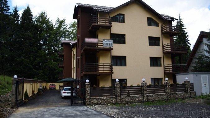 Eldya Comfort & Suites Hotel Predeál