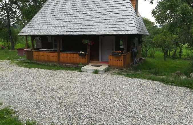 Casa Călina Villa Breb