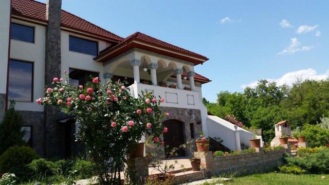 Conacul Malul Alb Villa Râmnicu Vâlcea