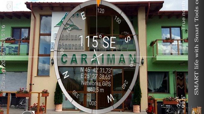 Caraiman Panzió Feketehalom