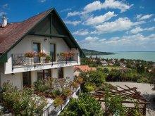 Pensiune Lacul Balaton, Pensiunea Gizella