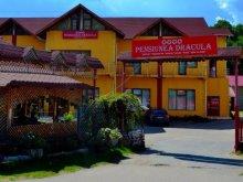 Panzió Argeș megye, Dracula Panzió