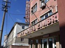 Cazare Carpen, Hotel Zimbru