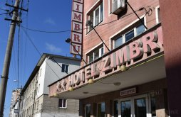 Hotel Gălășeni, Hotel Zimbru