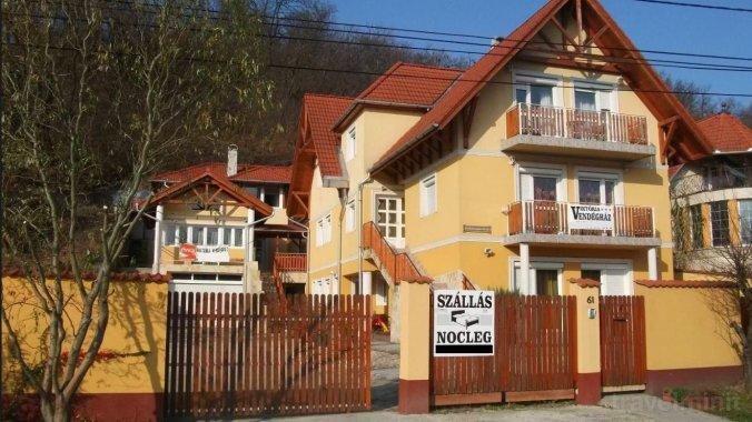 Viktória Guesthouse Miskolctapolca