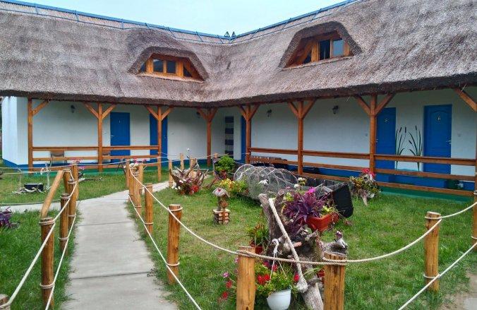 Alb Albastră Guesthouse Sfântu Gheorghe