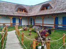 Casă de oaspeți județul Tulcea, Casa Alb Albastră