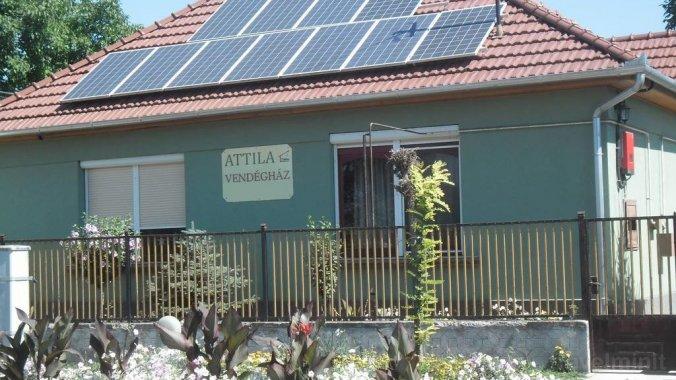 Attila Guesthouse Tápiószentmárton