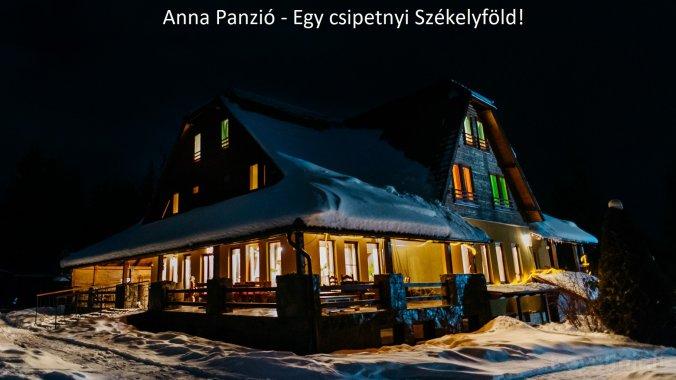 Anna Panzió Borzont
