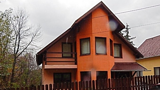 Orbán Villa Sovata