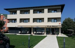 Villa Csomaköz (Ciumești), Dalli Villa