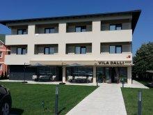 Villa Kiskalota (Călățele), Dalli Villa