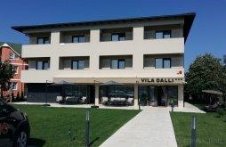 Villa Vérvölgy (Verveghiu), Dalli Villa