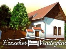 Cazare Ungaria, Casa de oaspeți Erzsébet