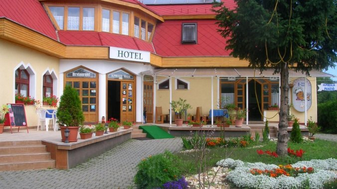 Alpokalja Hotel & Restaurant Koszeg