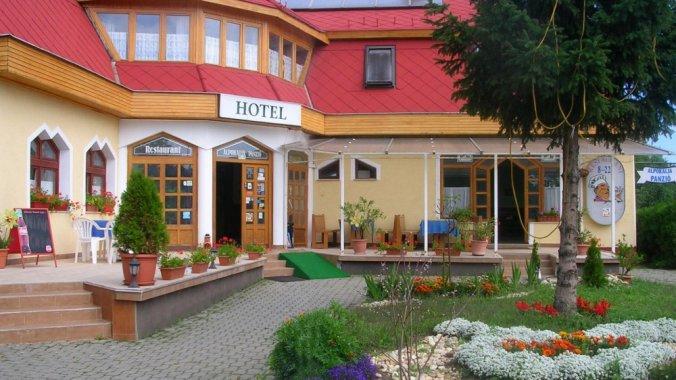 Hotel & Restaurant Alpokalja Kőszeg