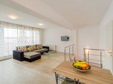 Apartment Bikfalva (Bicfalău), Sunset Duplex Penthouse ~ Transylvania Boutique