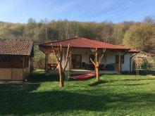 Nyaraló Felsödetrehem (Tritenii de Sus), Kis ház az erdő alatt