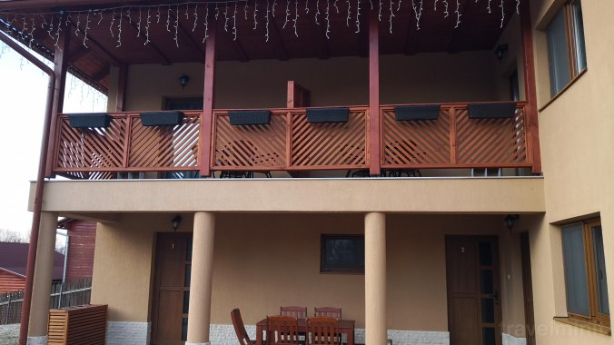 Casa de oaspeți Tofi Praid