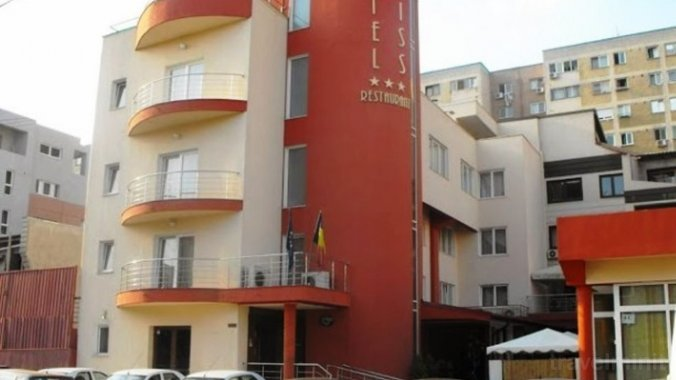 Bliss Hotel - Restaurant Bucharest