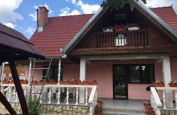 Cabană județul Bacău, Casa de oaspeți Éva