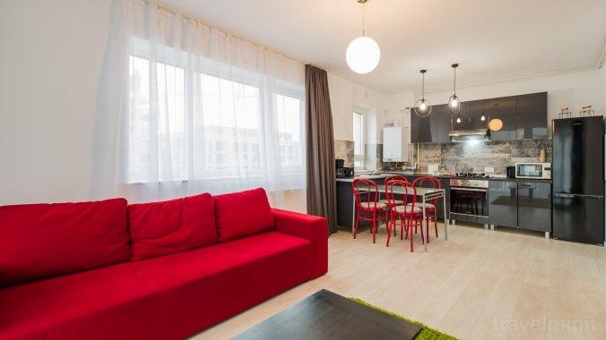 Brașov Welcome Apartments Sport Brassó