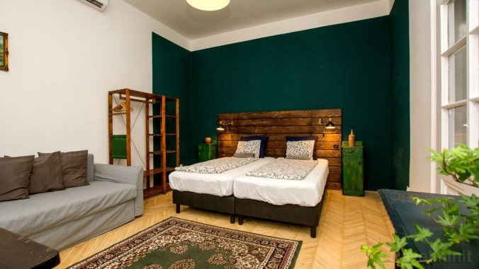 Hedonist Lodge Apartmanok Budapest