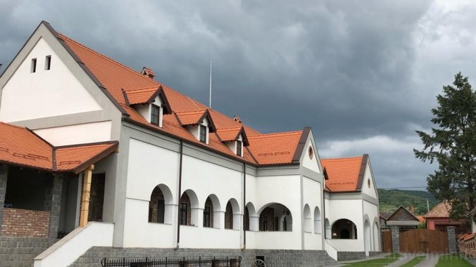 Molnos Mansion Pension Corund