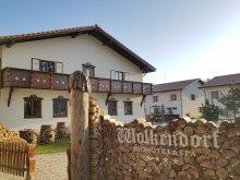 Accommodation Cetatea Rupea, Wolkendorf Bio Hotel & Spa