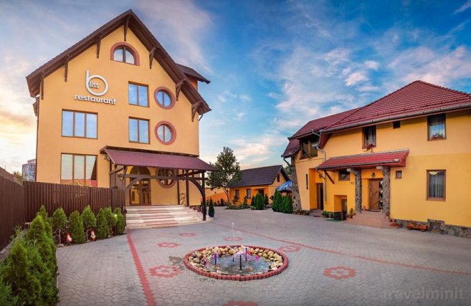 Hotel Bliss Sibiu
