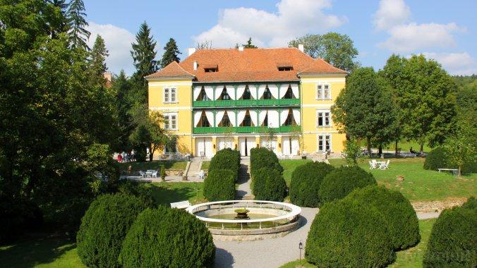 Zabola Estate Zăbala