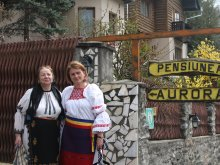 Pensiune Arieșeni, Pensiunea Aurora