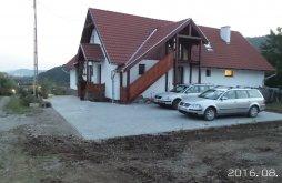 Kulcsosház Recsenyéd (Rareș), Hilltop Vendégház