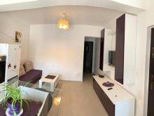 Apartament Gura Bohotin, Purple Luxury Apartment