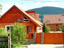Accommodation Nicolești (Frumoasa), Rose Guesthouse