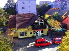 Casă de oaspeți Luncșoara, Casa Belazur