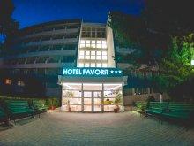 Accommodation Galița, Favorit Hotel