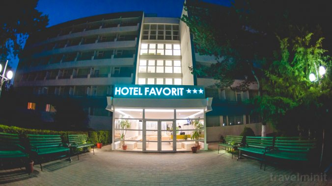 Favorit Hotel Venus