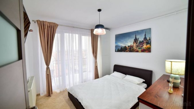 Gustav Residence Apartman Nagyszeben
