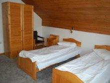 Accommodation Buffogó peat bog, Fenyő Guesthouse