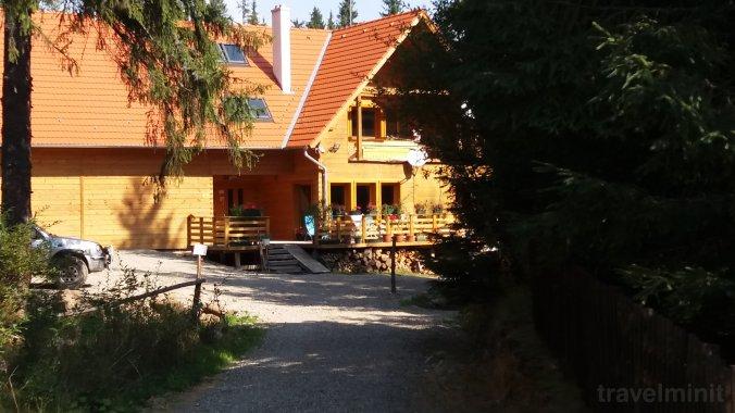 Pensiunea Mofeta Sântimbru-Băi