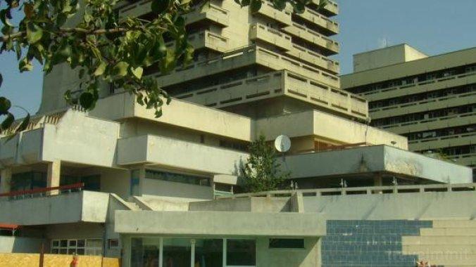 Hotel Crișana Sânmartin