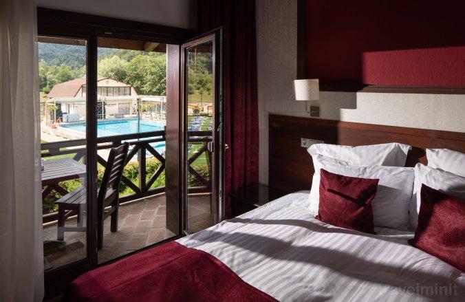 Domeniul Dâmbu Morii Hotel Timișu de Jos