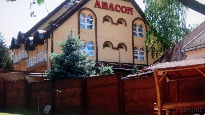 Abacon Guesthouse Miskolctapolca